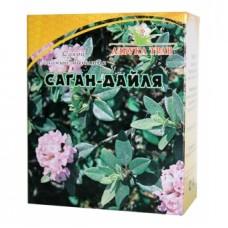 Саган-Дайля (Рододендрон Адамса) побеги с листом, 10г
