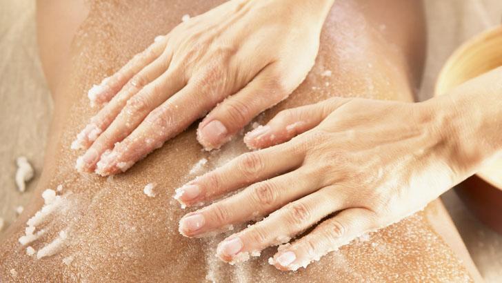 Лечение артроза снегом с солью