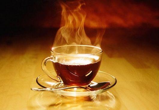 Какой чай повышает давление черный или зеленый