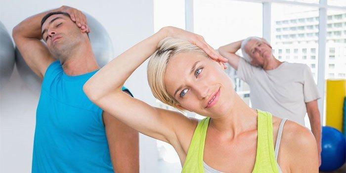 Упражнения от головной боли по Бубновскому, дыхательная гимнастика