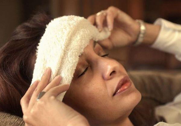 Компрессы от головной боли
