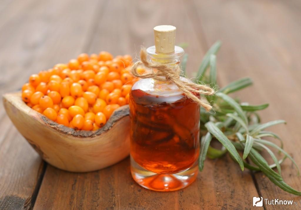 Облепиховое масло при уретрите у женщин