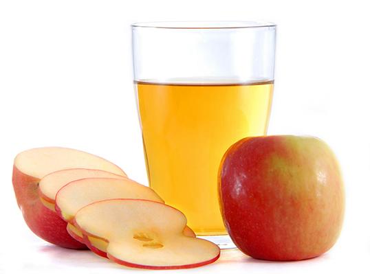 Яблочный уксус при отеках