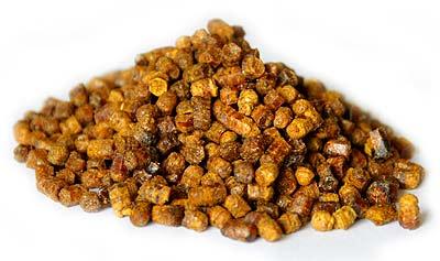 Лечение подагры пергой и пыльцой