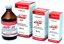 схема асд 2 от простатита