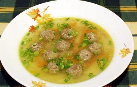 Вкусный и полезный суп. Рецепт