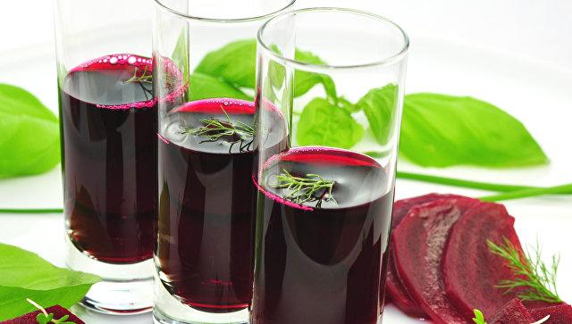 Свекольный сок при метастазах